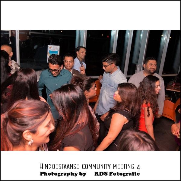 Meet de Hindoestaanse Community