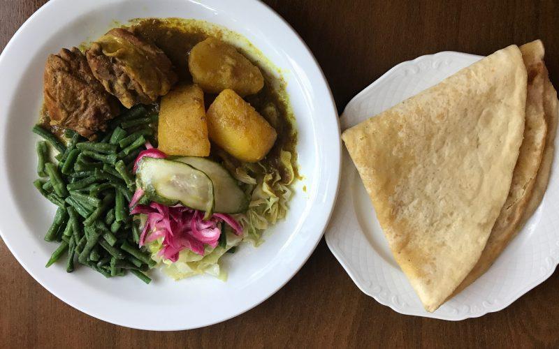 Surinaamse eettentjes waar je met een gerust hart kan eten!